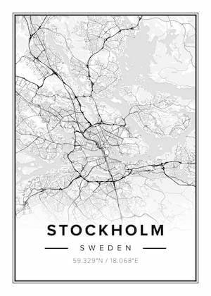 Streetmap Mapiful